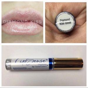 Senegence Diamond Kiss LipSense Gloss NWT